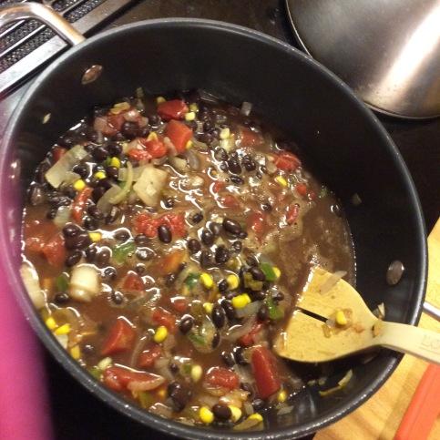 soup black beans